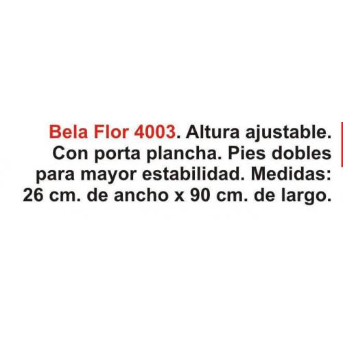 TABLA DE PLANCHAR 4003 FLOR