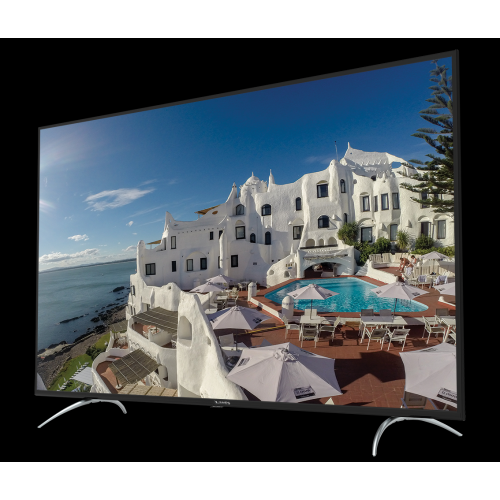 Tv led 55 smart 4k james uhd s55d1202